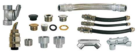 image for explosion proof fittings