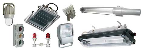 image for explosion proof lighting fixtures