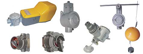 image for explosion proof Switch and Receptacle
